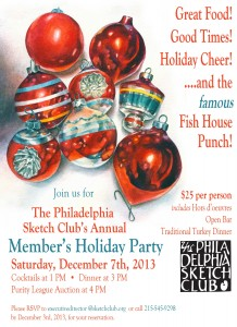 PSC 2013 Holiday Party