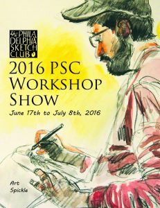 2016 PSC Workshop Show Postcard_Final