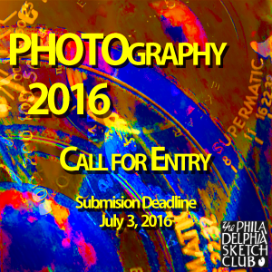 2016 photo exhibit call for entry