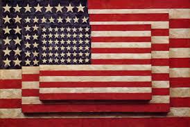 jasperjohns flag