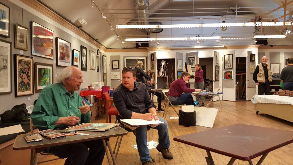 internship program philadelphia sketch club