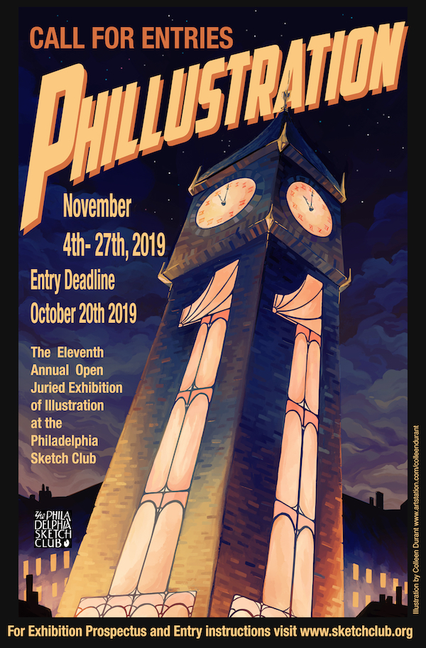 Phillustration 11 Call for Entries