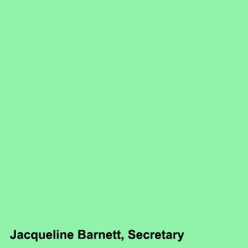 Jacqueline Barnett