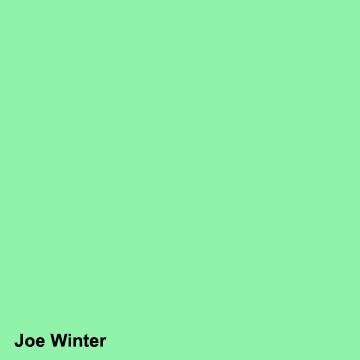 Joe Winter