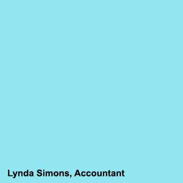 Lynda Simons