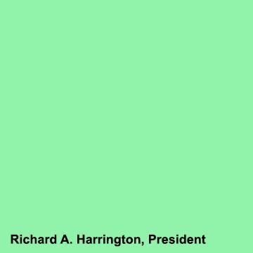 Richard A. Harrington, President