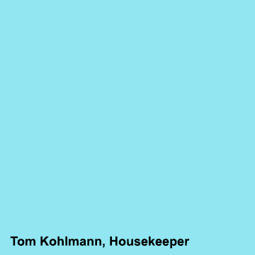 Tom Kohlmann
